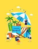 쇼핑 (상업활동), 연례행사 (사건), 상업이벤트 (사건), 여름, 세일 (상업이벤트), 쇼핑백