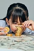어린이 (나이), 초등학생, 경제 (Finance and Economy), 조기교육, 금융, 화폐 (금융아이템), 부귀 (컨셉), 비트코인, 암호화폐 (화폐), 주린이