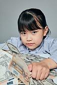 어린이 (나이), 초등학생, 경제 (Finance and Economy), 화폐, 금융 (Finance and Economy), 부귀 (컨셉), 호기심, 미국화폐 (화폐)