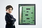 한국인, 어린이 (나이), 미술관 (박물관), 미술 (미술과공예), 예술품 (인조물건), 전시 (문화와예술), 투자, 부귀 (컨셉), 창의성