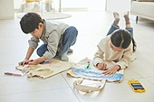 어린이 (나이), 초등학생, 회화기법 (이미지), 크레파스 (필기구), 초등교육, 교육 (주제), 창의성, 아이디어, 호기심, 에코백