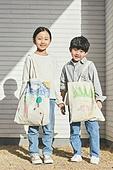어린이 (나이), 초등학생, 초등교육, 교육 (주제), 에코백, 그린슈머, 환경, 환경보호 (환경), 캠페인