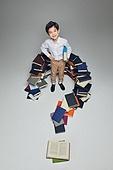 한국인, 어린이 (나이), 초등학생, 교육 (주제), 가르침 (움직이는활동), 공부, 책, 아이디어, 생각 (컨셉), 호기심 (컨셉)