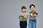 어린이 (나이), 초등학생, 성장, 채소, 편식, 건강관리 (주제), 건강식 (Food and Drink), 유기농, 피망, 파프리카