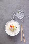콩국수, 시원함 (컨셉), 여름, 음식