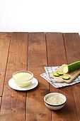 박과 (채소), 애호박 (스쿼시호박), 음식재료