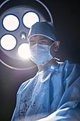 한국인, 질병, 의료진단도구 (모니터링장비), 질병 (건강이상), 상처 (상해), 수술 (치료), 수술도구 (의료기기), 의사, 병원 (의료시설)