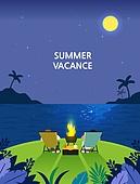 휴가, 여름, 백그라운드 (주제), 풍경 (컨셉), 휴양지