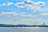 하늘, 풍경 (컨셉), 하늘풍경 (하늘), 도시풍경 (도시), 시원함 (컨셉), 구름, 확트임 (풍경), 맑은하늘 (하늘), 구름풍경 (구름)
