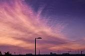 하늘, 풍경 (컨셉), 하늘풍경 (하늘), 도시풍경 (도시), 구름, 확트임 (풍경), 구름풍경 (구름), 파스텔톤 (색상강도)