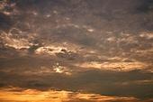 자연, 햇빛 (빛효과), 여름, 풍경 (컨셉), 구름, 구름풍경 (구름), 하늘, 자연풍경, 일몰 (땅거미), 주황빛하늘