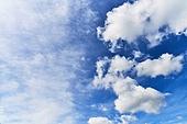 자연, 햇빛 (빛효과), 여름, 시원함 (컨셉), 풍경 (컨셉), 구름, 구름풍경 (구름), 하늘, 자연풍경