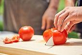 토마토, 산지직송, 신선식품, 유기농, 텃밭작물 (경작), 농작물, 건강식