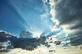구름 풍경