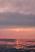 바다, 물 (자연현상), 백그라운드, 일출