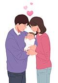 골드키즈 (컨셉), VIB, 아기 (나이), 육아, 부모