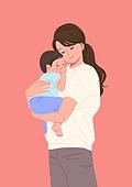 골드키즈 (컨셉), VIB, 아기 (나이), 육아, 부모, 엄마, 포옹