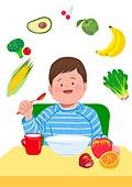 골드키즈 (컨셉), VIB, 아기 (나이), 육아, 음식, 이유식