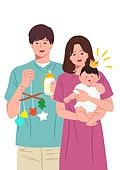 골드키즈 (컨셉), VIB, 아기 (나이), 육아, 부모, 고급 (컨셉)