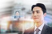 한국인, 안면인식기술 (생체인식), 생체인식, 정확 (컨셉), 남성 (성별)