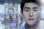 한국인, 지불 (구매), 안면인식기술 (생체인식), 생체인식, 정확 (컨셉), 남성 (성별), 신용카드