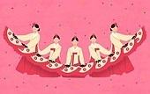 한국전통, 전통문화, 전통문화 (주제), 한복, 무형문화재, 춤, 춤 (물리적활동), 음악 (주제), 부채 (액세서리), 부채춤
