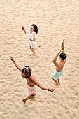 여름, 여행, 휴양, 해변 (해안), 휴가 (주제), 비치웨어 (옷), 춤