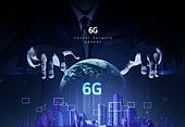 컴퓨터네트워크 (컴퓨터장비), 6G, 첨단기술 (기술), 빅데이터 (인터넷), 비즈니스