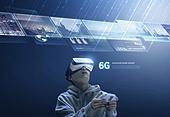 컴퓨터네트워크 (컴퓨터장비), 6G, 첨단기술 (기술), 빅데이터 (인터넷), 비즈니스, VR기기 (컴퓨터장비)