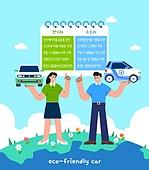 환경보호, 프레임, 대체에너지, 기술 (과학과기술), 전기자동차 (자동차), 수소자동차