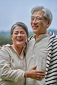 60대 (노인), 실버라이프, 가족, 함께함 (컨셉), 감성, 얼굴표정 (커뮤니케이션컨셉), 동행