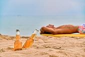 여행, 여름, 서핑, 서핑보드 (수중스포츠장비), 바다, 해변, 휴가, 레저활동 (활동)