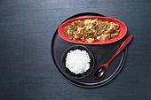중국음식 (아시아음식), 마파두부, 마파두부덮밥