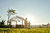 어린이 (나이), 형제자매, 플레이 (움직이는활동), 라이프스타일, 함께함 (컨셉)