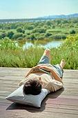 여행, 라이프스타일, 즐거움 (컨셉), 휴가, 휴식, 가족