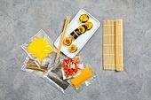 음식, 스낵 (음식), 한식, 키토김밥, 밀키트