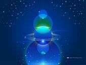 일러스트, 패턴, 합성, 합성용백그라운드 (이미지), 빛 (자연현상), 미래, 5G, 6G, 첨단기술
