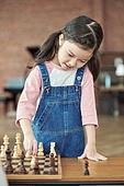어린이 (나이), 체스, 가족, 딸, 창의성, 미소, 즐거움