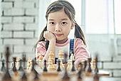어린이 (나이), 체스, 창의성