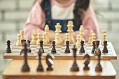 어린이 (나이), 체스, 창의성, 체스말