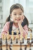 어린이 (나이), 체스, 창의성, 미소, 밝은표정, 자신감