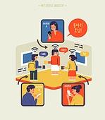 사람, 메타버스, 증강현실, SNS (기술), 커뮤니케이션 (주제), 동아리