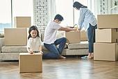 이사, 가족, 주택소유 (부동산)
