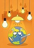 지구 (행성), 환경보호, 지구촌전등끄기 (환경보호), 온도계, 기후변화 (환경오염)
