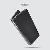 3D, 3D Mock-Up (Image), 휴대폰 (전화기), 휴대폰케이스 (인조물건), 모바일결제, 모바일백그라운드 (이미지), 모바일쇼핑, 폴더블, 플립폰 (휴대폰), 디자인엘리먼트 (이미지)