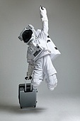 우주비행사 (운송직업), 파일럿 (운송직업), 우주정거장, 누끼 (누끼), 유머 (컨셉), 우주복