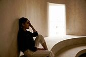여성, 외로움, 스트레스, 번아웃증후군 (격언), 우울 (슬픔), 슬픔
