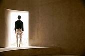 여성, 외로움, 스트레스, 번아웃증후군 (격언), 우울 (슬픔), 슬픔, 탈출 (움직이는활동), 뒷모습