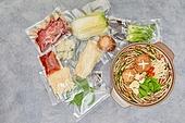 밀푀유샤브샤브 (샤브샤브), 샤브샤브, 음식, 밀키트, 요리 (음식상태), 음식재료