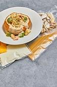 크림파스타, 파스타, 음식, 요리 (음식상태), 빠네파스타 (파스타), 밀키트